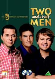 two and a half men - sæson 8 - DVD