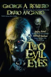 two evil eyes - DVD