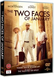 the two faces of january - DVD