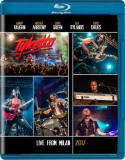 tyketto - live from milan 2017 - Blu-Ray