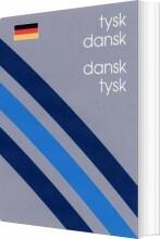 tysk-dansk/dansk-tysk ordbog med cd-rom - bog