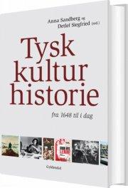 tysk kulturhistorie - bog