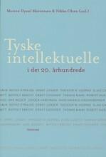 tyske intellektuelle i det 20. århundrede - bog