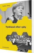 tyskland efter 1989 - bog