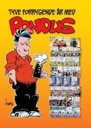 tyve forrygende år med pondus - Tegneserie