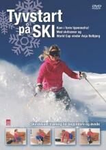 tyvstart på ski - DVD