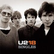u2 - 18 singles - cd