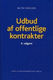 udbud af offentlige kontrakter 4. udg - bog