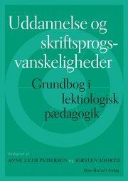 uddannelse og skriftsprogsvanskeligheder - bog