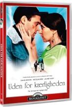 uden for kærligheden - DVD