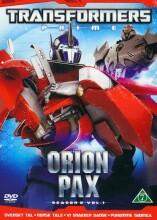 transformers - prime: orion pax - sæson 2 del 1 - DVD