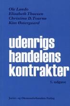 udenrigshandelens kontrakter - bog