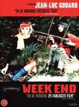 udflugt i det røde - DVD