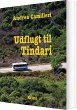 udflugt til tindari - bog