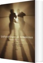 udfordringer til folkekirken - bog