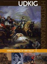 udkig fra historiekanon, første halvdel af 1800-tallet - bog