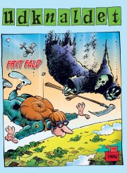 udknaldet 1: frit fald - Tegneserie