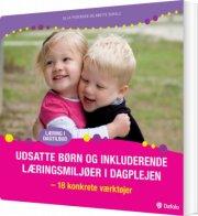 udsatte børn og inkluderende læringsmiljøer i dagplejen - bog