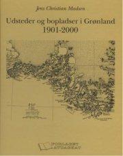 udsteder og bopladser i grønland - bog