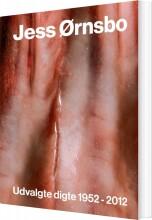 udvalgte digte 1952-2012 - bog