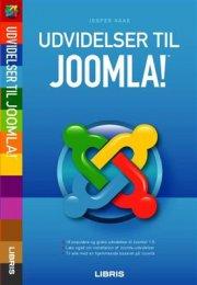 udvidelser til joomla! - bog