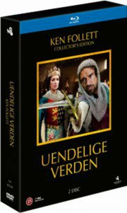 uendelige verden / world without end - miniserie - Blu-Ray