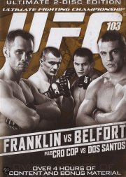 ufc 103 - franklin vs. belfort - DVD