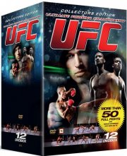 ufc fight box collection - DVD