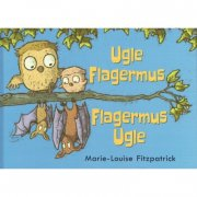 Image of   Ugle Flagermus Flagermus Ugle - Marie - Louise Fitzpatrick - Bog