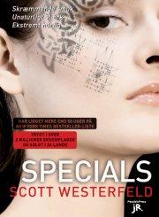 uglies, bind 3: specials - bog