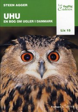 uhu - en bog om ugler i danmark - bog