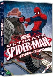 ultimate spider-man 1: spider-tech - DVD