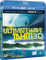 ultimate wave tahiti - 3D Blu-Ray