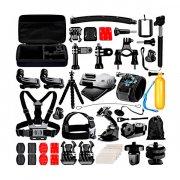 ultimativ gopro tilbehør pakke med 53 dele - Kamera Og Foto