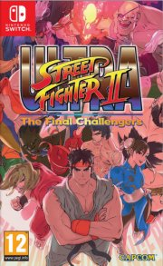 ultra street fighter 2: the final challengers - Nintendo Switch
