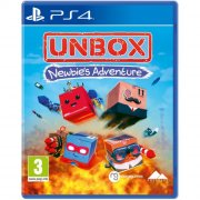 unbox: newbie's adventure - PS4