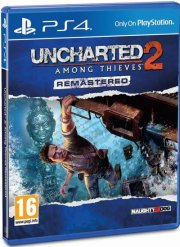 uncharted 2: among thieves (remastered) - PS4