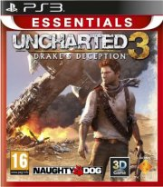 uncharted 3: drake's deception (essentials) - PS3