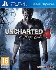 uncharted 4: a thief's end (nordic) - PS4