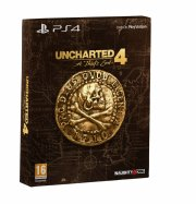uncharted 4: a thief's end - special edition (nordic) - PS4