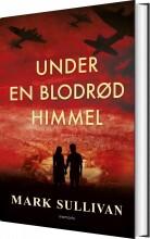 under en blodrød himmel - bog