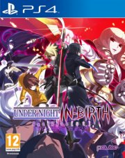 under night in-birth exe:late - PS4
