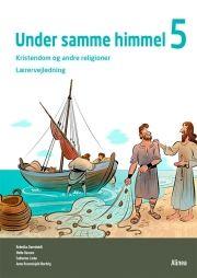 under samme himmel 5, lærervejledning - bog