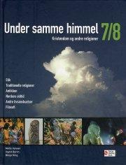 under samme himmel 7/8, emnebog/web - bog