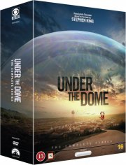 under the dome - sæson 1-3 - DVD