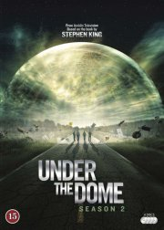 under the dome - sæson 2 - DVD