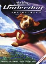 underdog - superhunden - DVD