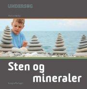 undersøg sten og mineraler - bog