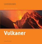 undersøg vulkaner - bog
