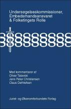 undersøgelseskommissioner, embedsmandsansvaret - bog